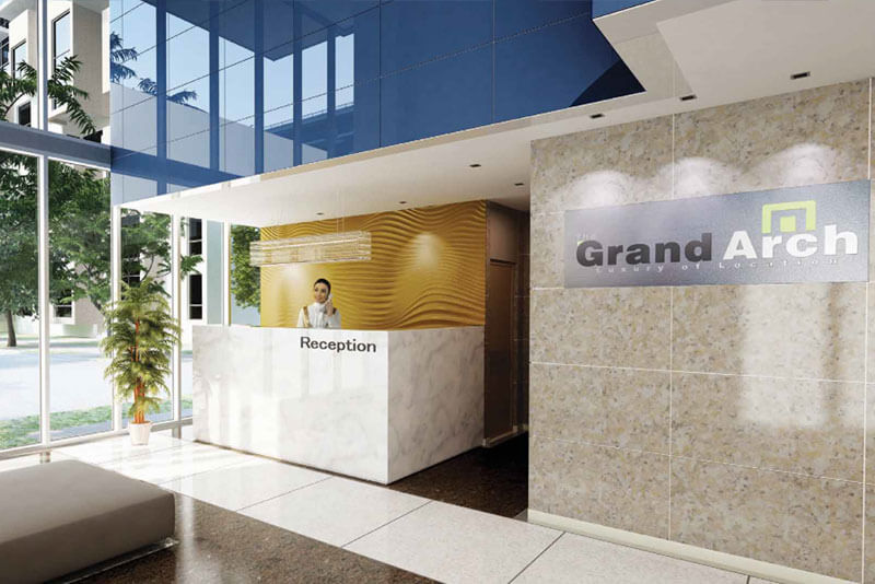 IREO GRAND ARCH GALLERY1